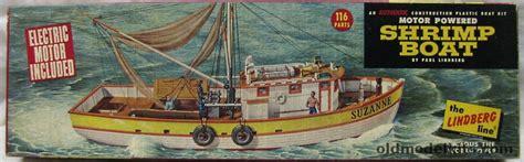 shrimp boat model kits lindberg 1 60 shrimp boat suzanne 712m 249