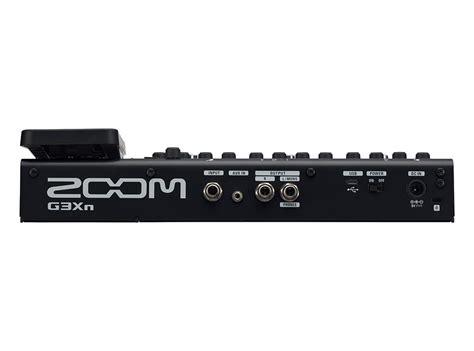 Multi Effect zoom g3xn multi effects processor
