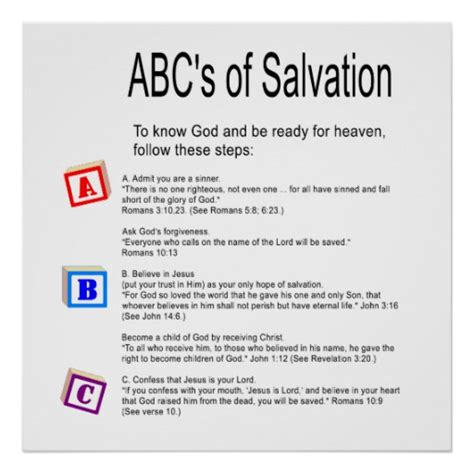Printable Abc S Of Salvation | abc plan of salvation pdf pictures to pin on pinterest