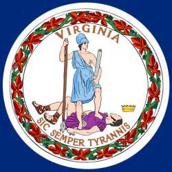 of virginia colors virginia flag colors meaning about virginia flag info