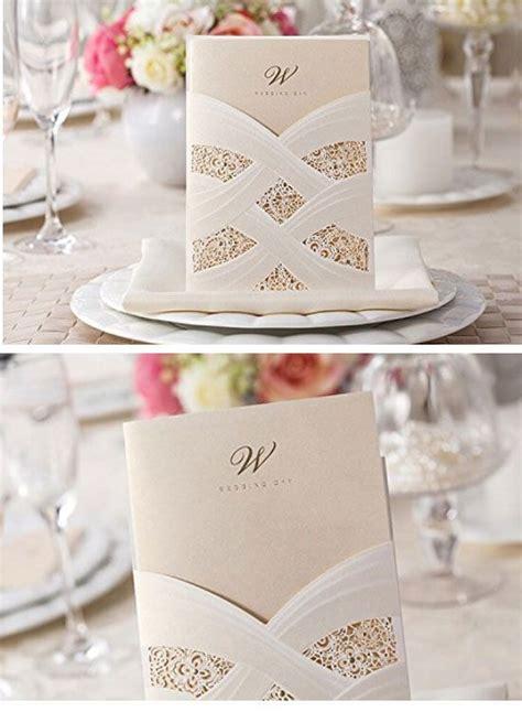 Wedding Invitation Hacks by Best 25 Inexpensive Wedding Invitations Ideas On