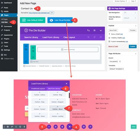 wordpress add layout 10 steps to using a new divi layout pack for your next