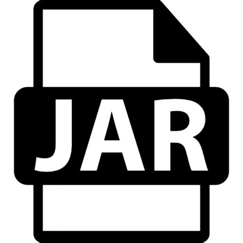 jar format ebook free download jar file format symbol icons free download