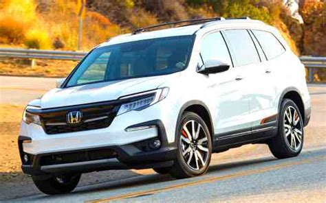Honda Pilot 2020 Changes by 2020 Honda Pilot Changes Honda Usa