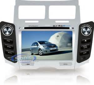 Lcd Yaris concept t ty70ys toyota yaris 7 quot lcd touchscreen dvd cd