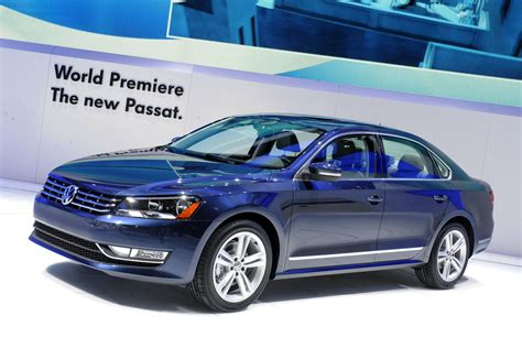 Vw Passat 2012 by 2012 Volkswagen Passat Live Photos From Naias Plus