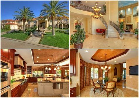 tygas house tyga house calabasas estate mexican dj el piolin tweety bird lists mansion in