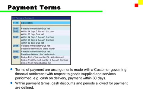 Letter Of Credit Accounting Entries In Sap Sap Fi Account Receivable Part I