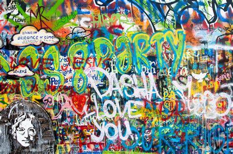 Wallpaper Designs For Walls by Free Photo Graffiti John Lennon Wall Wall Free Image