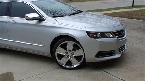 impala ltz wheels 2015 impala ltz with camaro wheels chevy impala forums