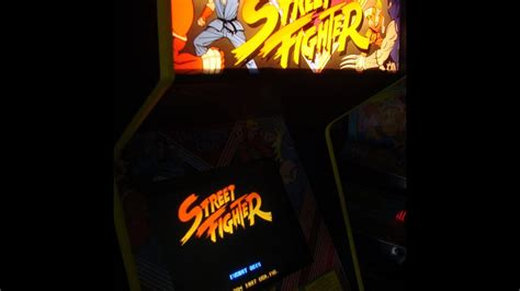 street fighter 3 cabinet street fighter 1 dedicated arcade game cabinet from 1987