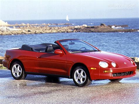 Toyota Celica Convertible Toyota Celica Convertible Specs 1995 1996 1997 1998