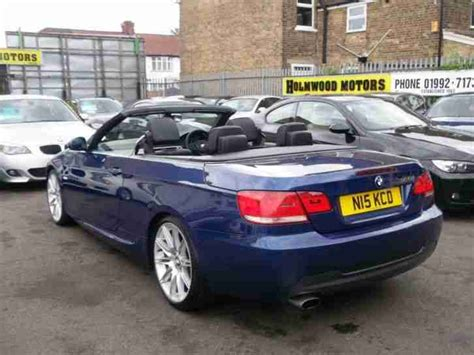 2007 bmw 320i m sport bmw 2007 320i m sport cabriolet car for sale