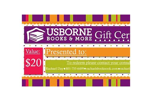 usborne books coupon codes