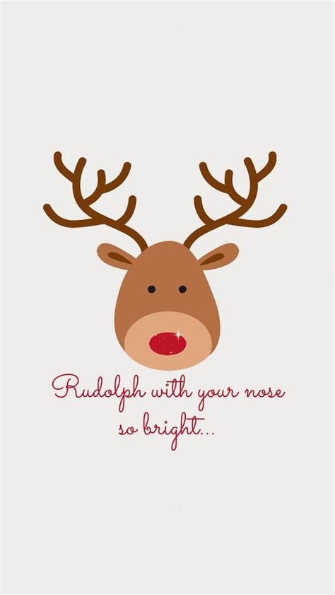 christmas wallpaper rudolph christmas rudolph find more seasonal wallpapers for your
