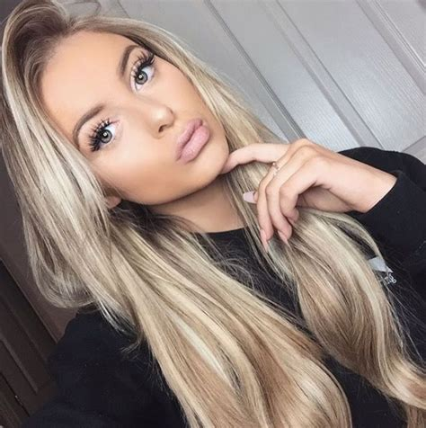 blonde hairstyles on instagram 1359 best images about makeup on pinterest lip liner