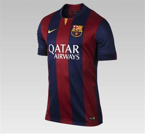 Jersey Spanyol 2014 inilah jersey 20 klub liga spanyol musim 2014 2015 lengkap