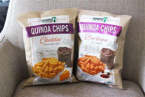 Simply7 Quinoa Bbq best supermarket snacks sg
