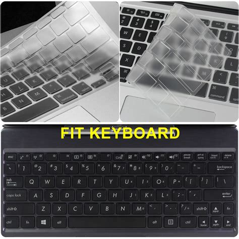 Sikai Tpu Keyboard Protector For Asus Transformer Book Diskon Tpu Clear Keyboard Skin Protector Cover For Asus