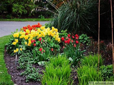 Spring Garden Ideas | spring garden design 25 spring flower beds and yard