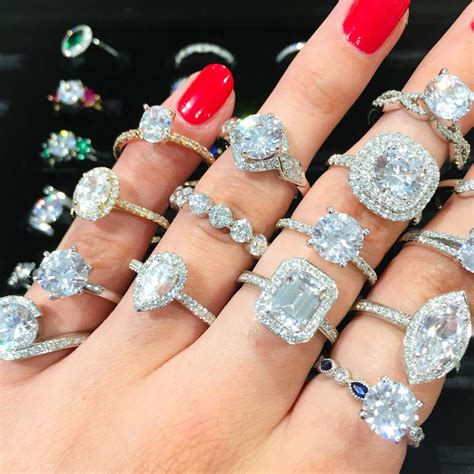 Engagement Ring Shopping by 3 Reasons Why Engagement Ring Shopping Is Way Better Now