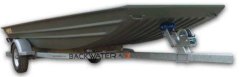 alweld boat with mud motor jon boats backwater inc shallow water long tail mud motos