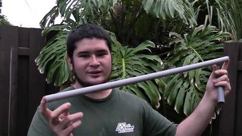 simple pvc blowgun  nerf darts youtube