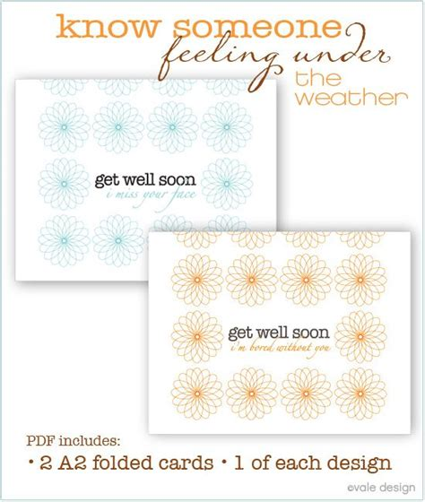 printable greeting cards get well soon 27 best get well soon cards images on pinterest free