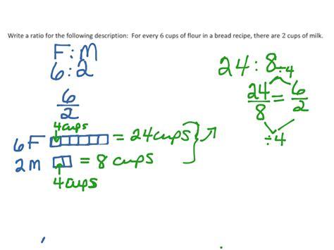 diagram ratio word problems showme rdw math using diagram