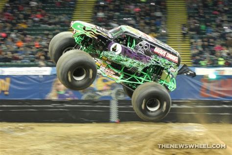 show me monster trucks the history of the grave digger monster truck the news wheel