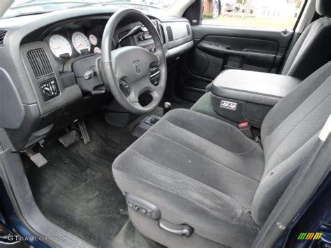 2002 dodge ram 1500 slt cab 4x4 interior photo
