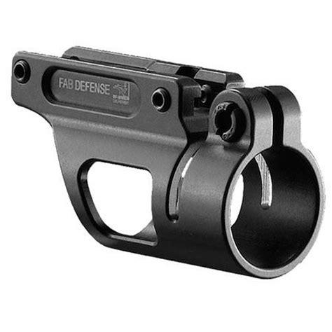 "fab defense 1"" diameter flashlight mount for ar15/m4/m16"