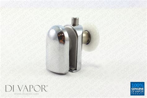 Shower Door Roller Di Vapor R Bottom Glass Curved Shower Door Roller 6mm To 8mm Glass Rollers Ebay