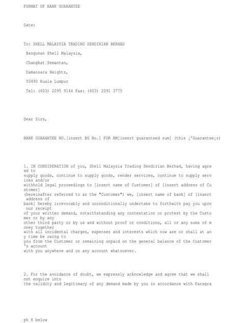 application letter for bank guarantee bank guarantee application letter format gallery letter