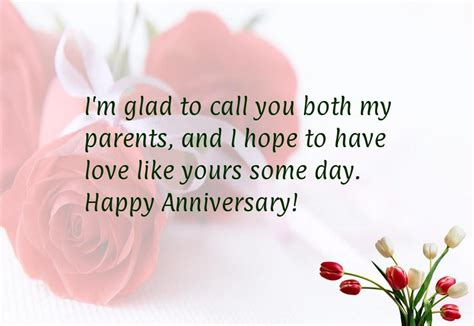 Wedding Anniversary Wishes Parents by 50th Anniversary Wishes For Parents
