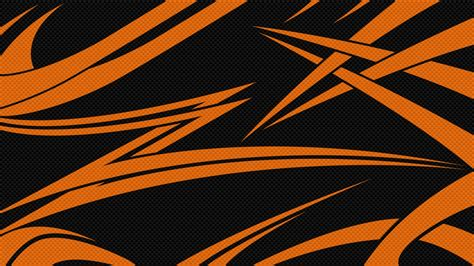orange black design 1366x768 black orange carbon desktop pc and mac wallpaper