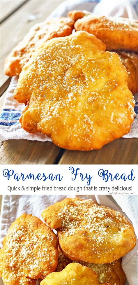 fried parmesan parmesan fry bread kleinworth co