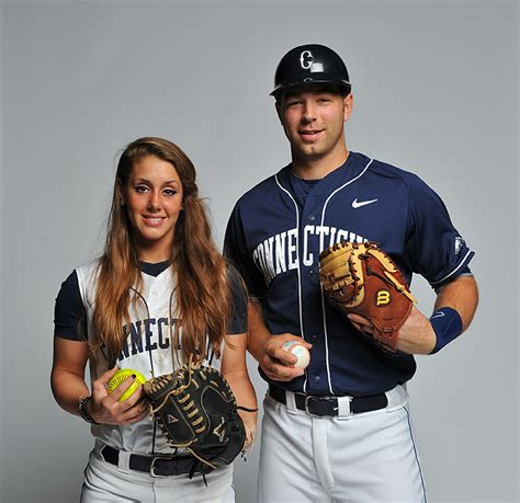 Mba Baseball Website by The View The Catcher S Mask Uconn Today