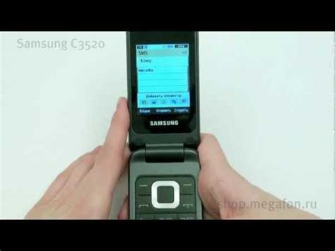 Flexibel Samsung Galaxy Flip E1195 三星gt c3520 videolike