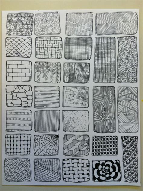 define pattern drawing visual texture katie s blog
