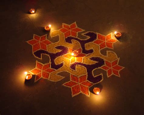 Diwali Decoration Home Ideas my daughter s dreams rangoli quot r quot in a2z blogging challenge