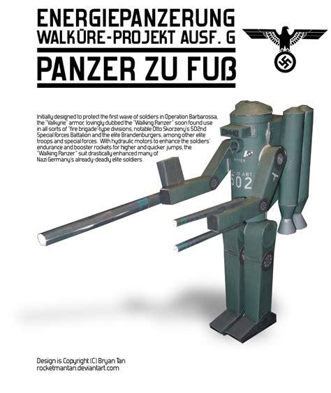 Mechanical Papercraft - mech armor papercraft papercraft paradise
