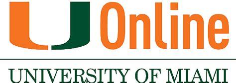 Of Miami Mba Deadline by Of Miami Degree Programs Uonline