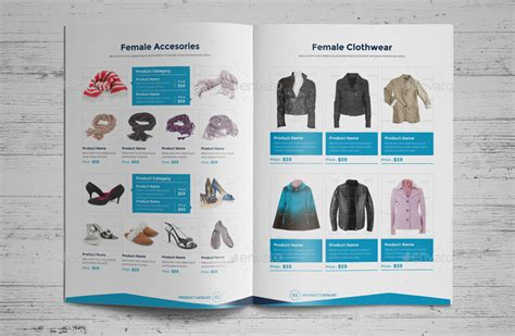 product promotion catalog indesign template v4 by jbn