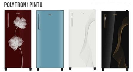 Kulkas Polytron 1 Pintu Warna Pink daftar harga kulkas polytron 1 pintu terbaru maret 2018