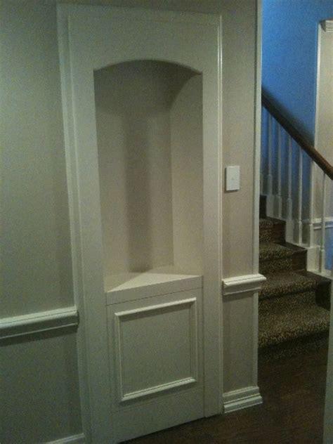 Bookcase Strip Hidden Doors Fiorenza Custom Woodworking