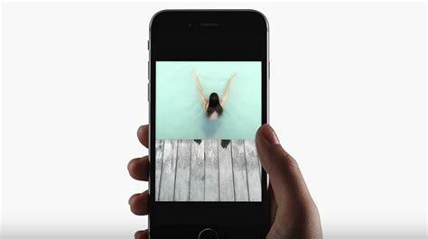 imagenes en movimiento iphone iphone 6s e ipad pro apple a lo grande