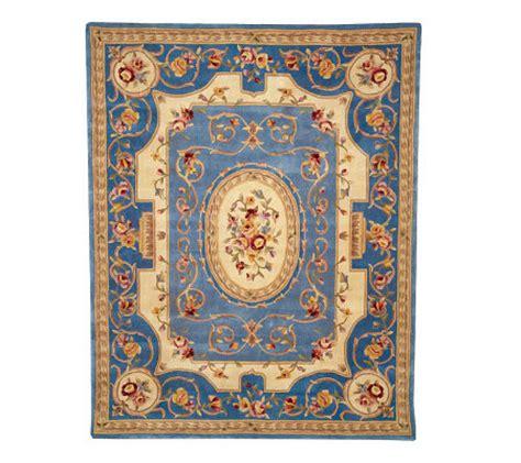 royal palace rug royal palace augustine 7x9 wool rug qvc