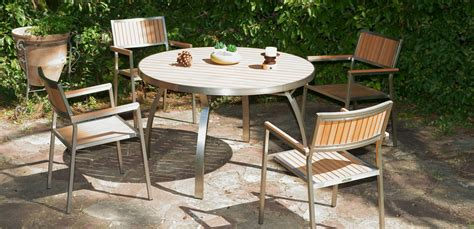 comedor de terraza mesa comedor terraza y jard 237 n redonda argus
