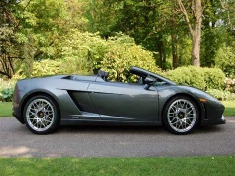 Lamborghini Gallardo Lp560 4 For Sale For Sale Lamborghini Gallardo Lp560 4 Spyder 2013